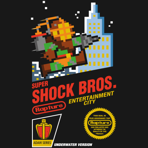 Super Bioshock Bros