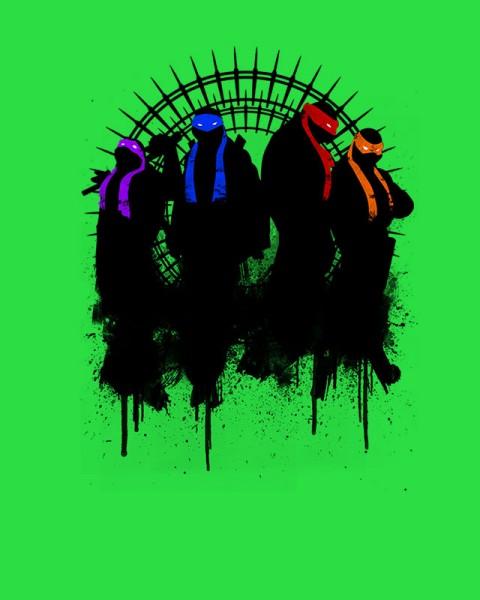 The-Green-Ninjas