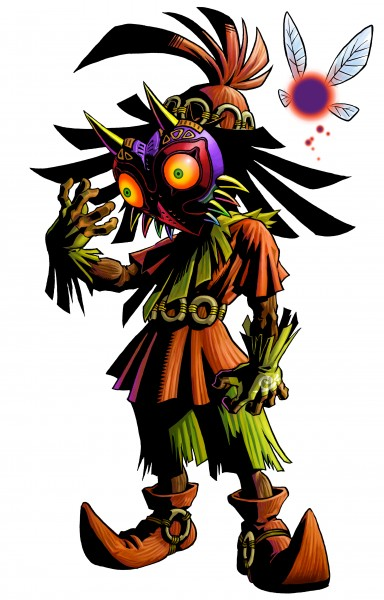 The Legend of Zelda Majoras Mask 3D 23