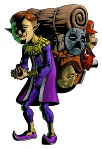 The Legend of Zelda Majoras Mask 3D 24