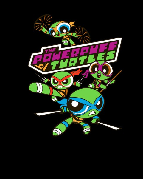 The-Powerpuff-Turtles
