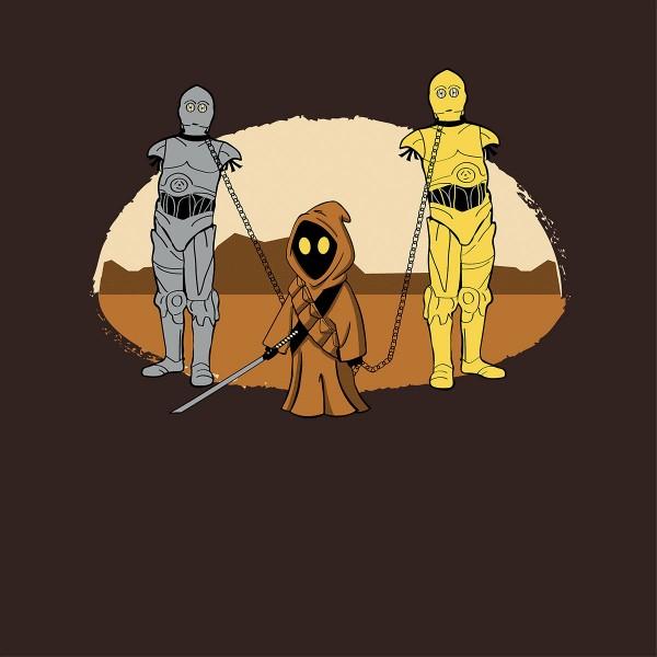 Walking Droids