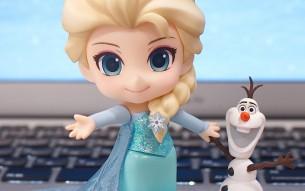 La nendoroid de Elsa de 'Frozen' se muestra en imágenes