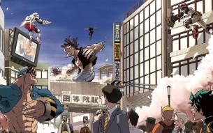 'Boku no Hero Academia', lo que asoma por la Shonen Jump