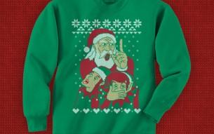 Los jerseys navideños de la abuela que sí me pondría