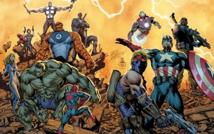 El cruce entre 'Ataque a los Titanes' y Marvel estará protagonizado por los Vengadores