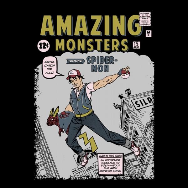 Amazing Monsters