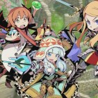 Etrian Mystery Dungeon pic
