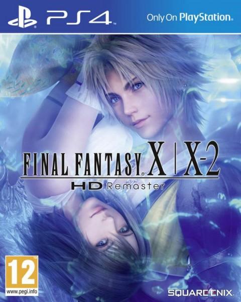 Final Fantasy X X2 HD PS4