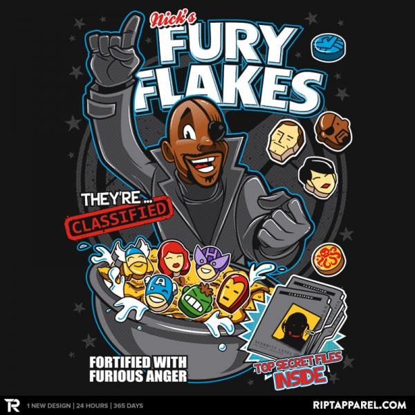Fury Flakes