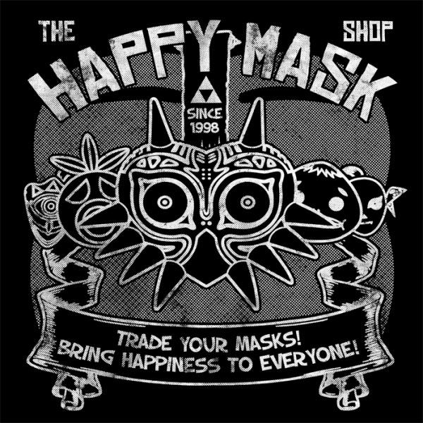 Happy Mask Shop