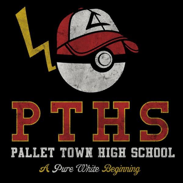 Pallet Town High School