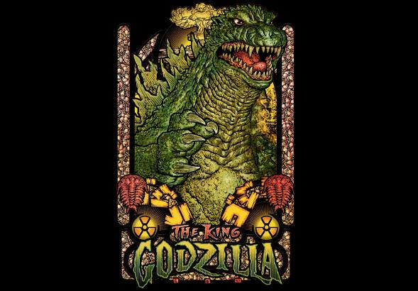 The King Godzilla