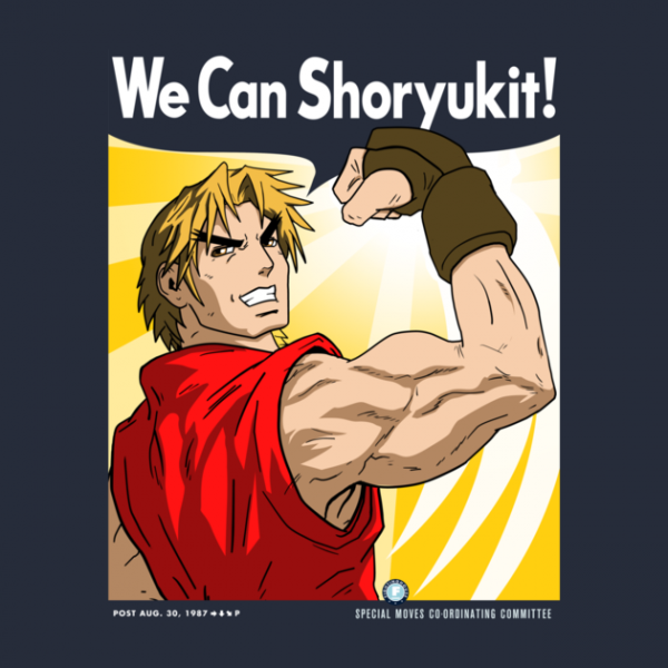 We Can Shoryukit