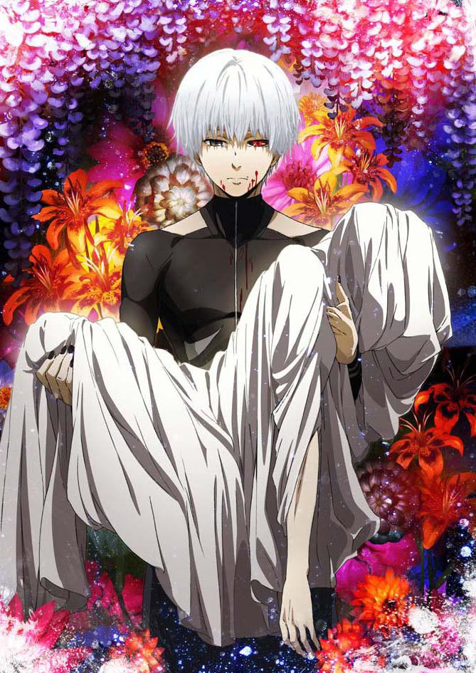 tokyo ghoul segunda temporada Título y primera imagen promocional de la segunda temporada de Tokyo Ghoul