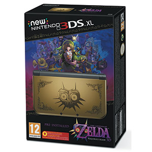 New 3DS XL majora