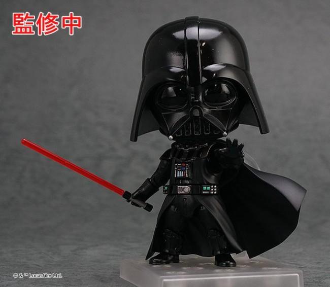 Darth Vader Nendoroid 01