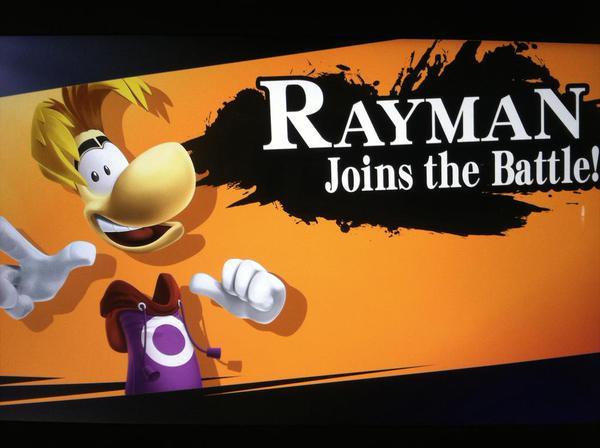 Rayman Smash Bros 01