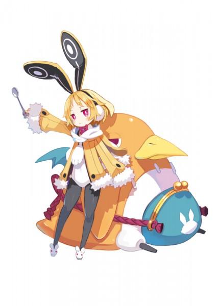 Disgaea 5 characters 01
