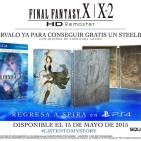 Final Fantasy X X2 HD PS4 PAL