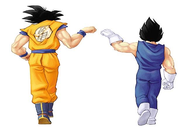 Goku-Vegeta-Dragon-Ball-Z-Fukkatsu-no-F