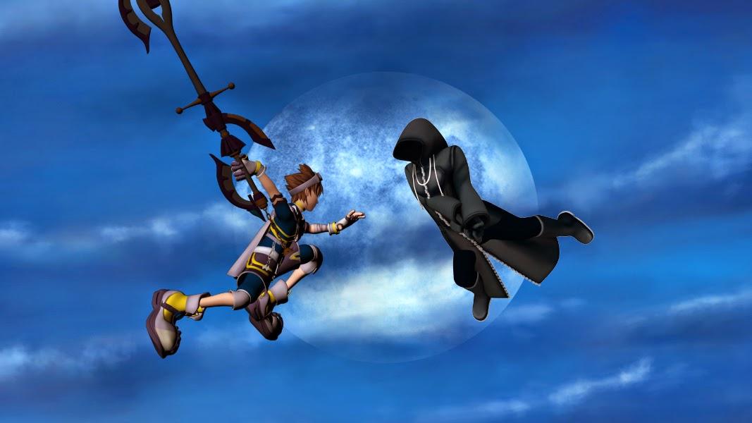 Kingdom Hearts Fragmented Keys Juego Cancelado Con Mundos De