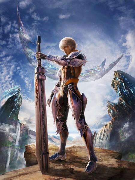 Mevius Final Fantasy 01