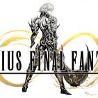 Mevius Final Fantasy logo