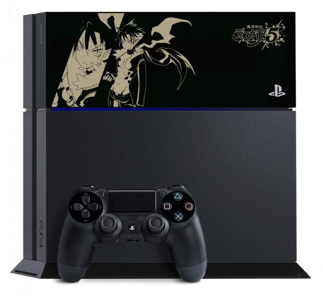 PS4 Disgaea 5 01