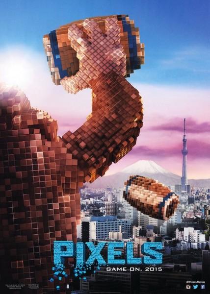 Pixels_movie_Donkey_Kong