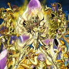 Saint Seiya Soul of Gold arte