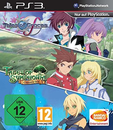 Tales of Graces F Symphonia Chronicles compilacion ps3