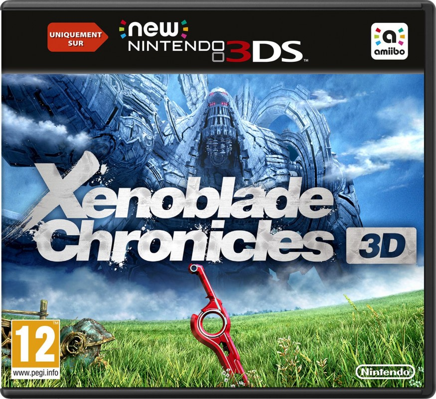 Xenoblade Chronicles 3D PAL