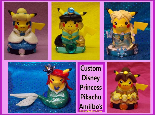 custom_disney_princess_pikachu_amiibo_s_by_pikabellechu-d8lj080