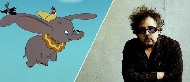 dumbo-tim-burton-director
