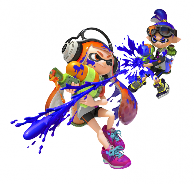 splatoon 2015 character 09