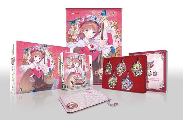 Atelier Rorona 3DS Premium Pack