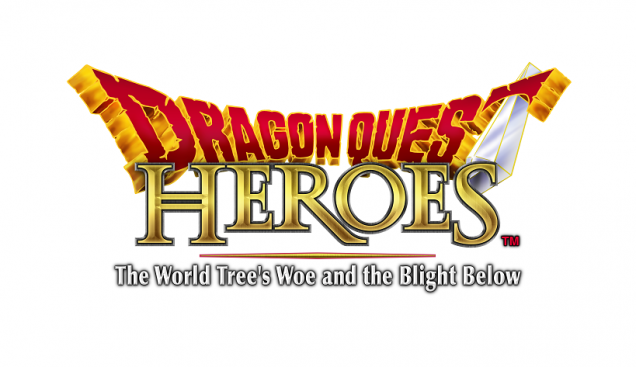 Dragon Quest Heroes PAL logo