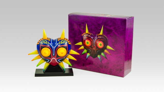 Lampara Majoras Mask Club Nintendo 01