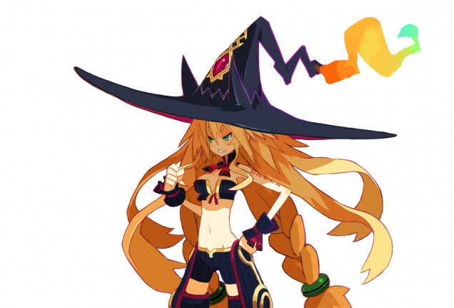 Metallia The Witch and the Hundred Knight Revival