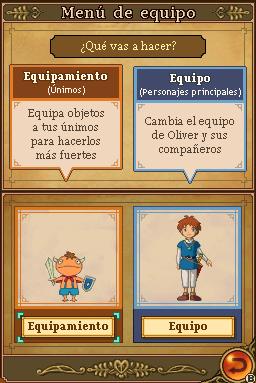 Ni no Kuni espanol