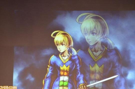 Ramza Dissidia Final Fantasy PS4