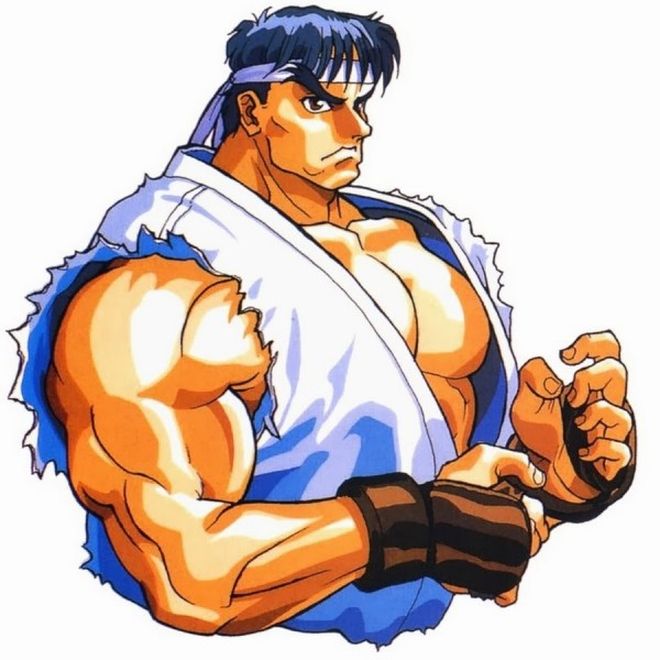 Ryu Super Smash Bros