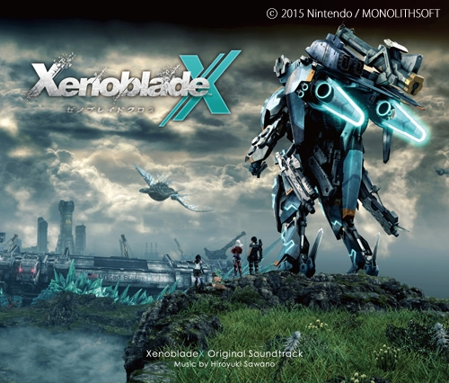 Xenoblade Chronicles X BSO