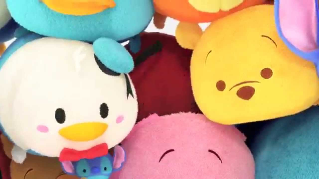 Conoce El Fenómeno Tsum Tsum: 'Disney Tsum Tsum', Tercer Corto De Animación