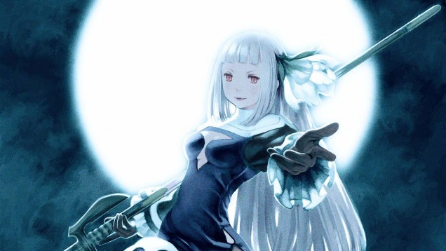 Bravely Second artwork