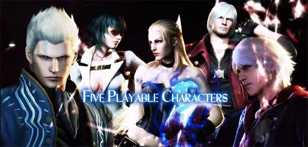 Devil-May-Cry-Special-Edition-characters