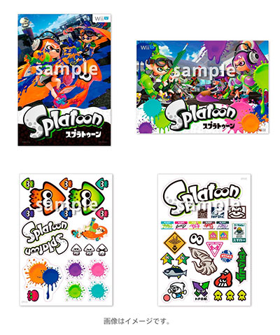 Splatoon-Stickers