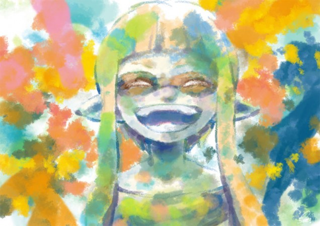 Splatoon-fanart