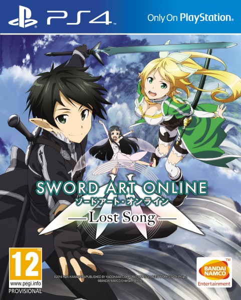 Sword Art Online Lost Song PS4 PAL